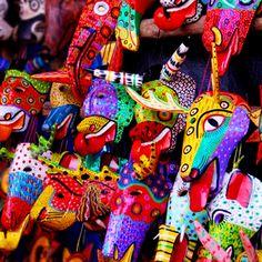 : mask mexico colour cinco de mayo