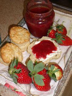 El mundo culinario de Cris: dulces - scones