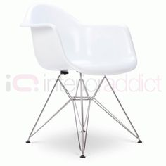 Charles Eames Style DAR Dining Chair | Interior Addict
