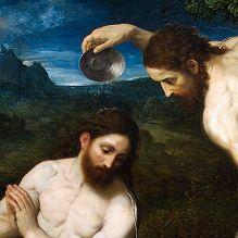 Chrzest Pana Jezusa