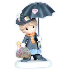 Precious Moments - Mary Poppins