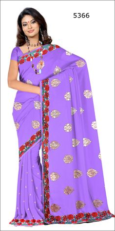 Shop SIXMETER #Casual Wear Blue Silk Saree at 99trendz.com. This is a perfect addition to every women's #Sarees Collection.