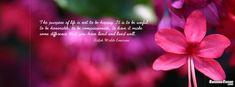 beautiful nature wallpapers with quotes for facebook cover page - Google Search