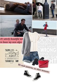 """Now is Good/ Before I Die"" by elsewhere69 ❤ liked on Polyvore"