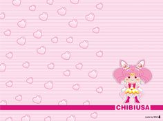 Chibiusa - Chibi Style by Willianac on DeviantArt