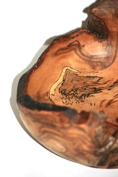 Spalted Maple Turned Bowl von WorkbenchCo auf Etsy