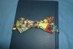 Items similar to Comic Book Toddler Bow Tie inch bow and snap closure on band, toddler superhero bowtie, hulk bowtie, spiderman bowtie, ring bearer bowtie on Etsy Toddler Bow Ties, Hulk, Comic Books, Bows, Closure, Superhero, Comics, Trending Outfits, Unique Jewelry