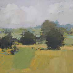Study II : landscape paintings : Landscapes, Paul Balmer