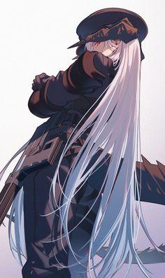 Manga Girl, Anime Art Girl, Cute Anime Character, Character Art, Female Characters, Anime Characters, Cute Goth Girl, Character Design Girl, Anime Base