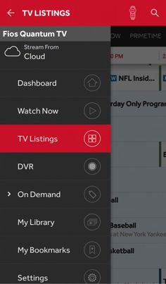 verizon fios app for vizio smart tv