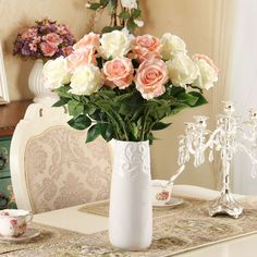 Siga a Super Organizada para conhecer novas dicas de organização, decoração e limpeza! Arranjos de flores #superorganizada #organizacao #destralhar #descomplicar #arrumacao