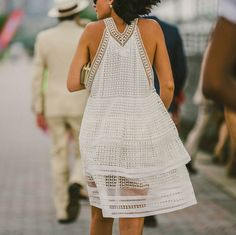 A Look Back: Street Style from the Seventh Annual Veuve Clicquot Polo Classic
