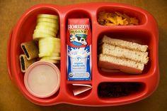 kiddo lunch