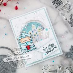 July Sneaky Peek #4 - The Cat's Pajamas PaperArts