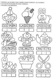 Printing Education For Kids Printer Spanish Lessons For Kids, Spanish Teaching Resources, Spanish Lesson Plans, Learn Spanish, Preschool Learning, Classroom Activities, Learning Activities, Bilingual Education, Bilingual Classroom