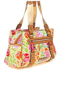 Lily Bloom Triple Section Satchel #belk #accessories