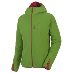 Salewa - Women's Sesvenna PTC Jacket - Synthetic jacket | Buy online with free delivery | Bergfreunde.co.uk