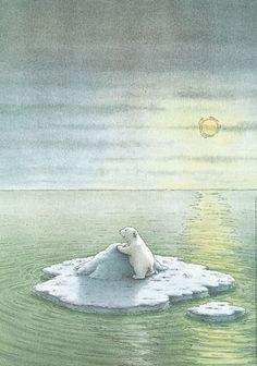 Poster, De Kleine IJsbeer