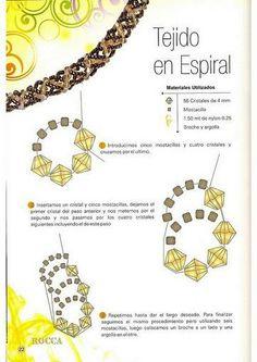 Crystal Bicons Spiral