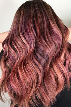 "The ""Fruit Juice"" Hair Colour Trend Is Here to Quench Your Thirst For Vibrant Strands"