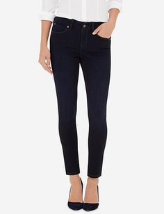 917 Classic Ankle Skinny Jeans
