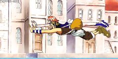 | Nami and Usopp | Water Seven Episode 231 |
