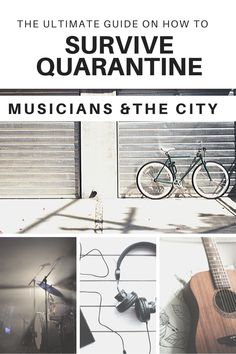 How to survive quarantine and isolation as a musician. Under Construction, Rock Bands, Heavy Metal, Musicians, Survival, Punk, Tips, Heavy Metal Music, Music Artists