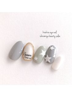 Nail Ideas, Salons, Nail Designs, Stud Earrings, Nails, Jewelry, Fingernail Designs, Polymer Clay Jewelry, Finger Nails
