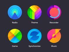 XOXO icons