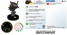 DC HeroClix: World's Finest- Batman 034 Clix It Up