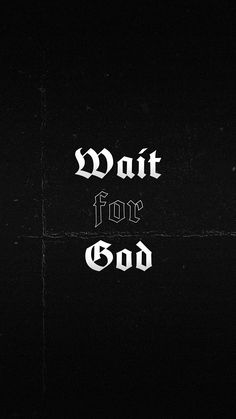 Wait For God on Inspirationde Church Graphic Design, Graphic Design Fonts, Church Design, Aesthetic Gif, Aesthetic Wallpapers, Layout Inspiration, Graphic Design Inspiration, Mode Outfits, Media Design