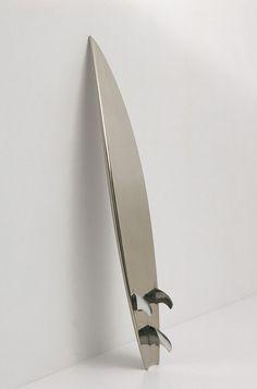 Surfboard Mirror by Marc Newson