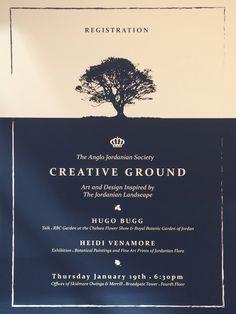 Creative Ground Exhibition, London January 2017