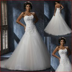 New Arrival wedding dress 2015  Strapless Tulle Sweetheart Lace applique wedding dresses  chiffon strapless  vestidos de novia-in Wedding Dresses from Weddings & Events on Aliexpress.com   Alibaba Group
