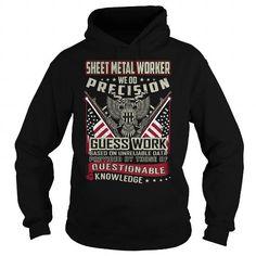 Sheet Metal Worker Job Title T Shirts, Hoodies. Check price ==► https://www.sunfrog.com/Jobs/Sheet-Metal-Worker-Job-Title-T-Shirt-103804764-Black-Hoodie.html?41382