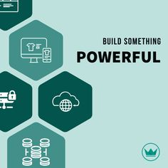 Build your next website or app using the power of the latest tech stacks and enjoy optimum performance results. Build Something, Tech Companies, Company Logo, Social Media, App, Website, Logos, Building, Construction