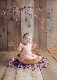 Best Little Girl Baby Photoshoot themes and ideas