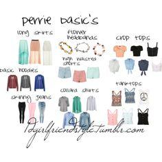 Perrie's Basics!