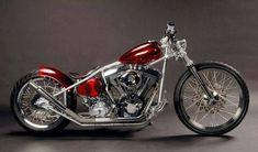 Harley-Davidson custom bobber