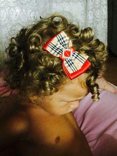 Fascia , fiocco, nastro capelli, baby, headband, bow, satin , ribbon,
