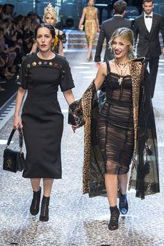 Dolce & Gabbana Autumn/Winter 2017 Ready-to-Wear Collection   British Vogue