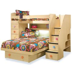 Build A Bear Collection Loft Bed And Desk Combination