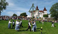 http://inredningsvis.se/svensk-midsommar-firande/  Svensk midsommar firande - Inredningsvis