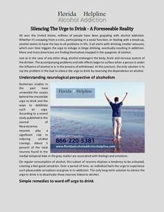 All over the United States, millions of people have been grappling with alcohol addiction. Whether it's escaping from a crisis, participating in a social function, or dealing with a break up, alcohol seems to have the key to all problems in life.