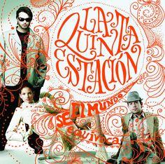 """""""Me Muero"""" by La Quinta Estacion was added to my Seleccionada(s) playlist on Spotify"""
