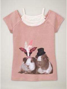fancy guinea pigs!