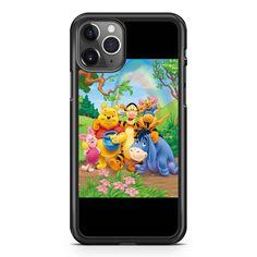 Winnie The Pooh Cartoon  iPhone 11 / 11 Pro / 11 Pro Max Case