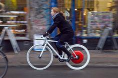 Copenhagen Wheel Developers Looking to Gear Up Production - EVWORLD.COM