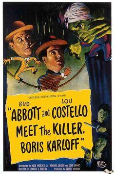 abbott and costello meet the killer script