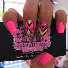 Nail Spa, Nailart, Nail Designs, Hair Beauty, Henna, Design Ideas, Instagram, Finger Nails, Sour Cream